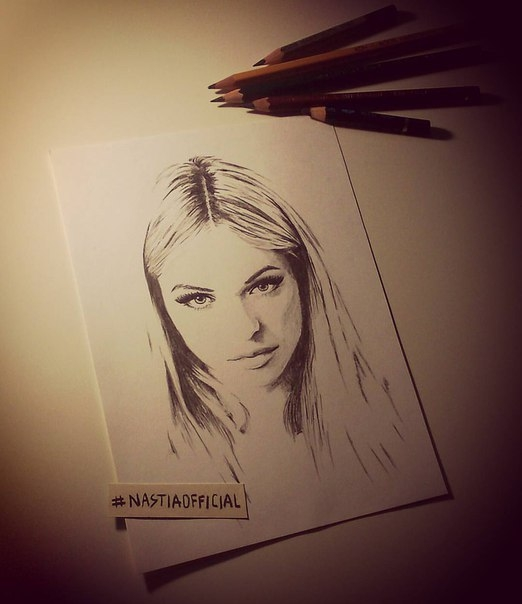 Anna Khilkevich by nastiaofficial
